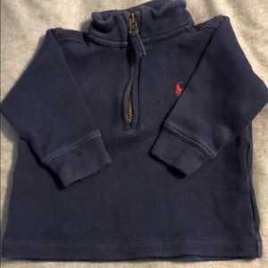 9m Polo by Ralph Lauren 1/4 Zip